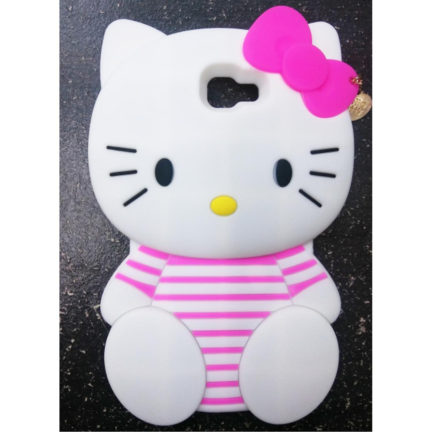 SHAKIRA_SHOP-Softcase Boneka Hello Kitty For Samsung J5 #Cover Hp Lucu