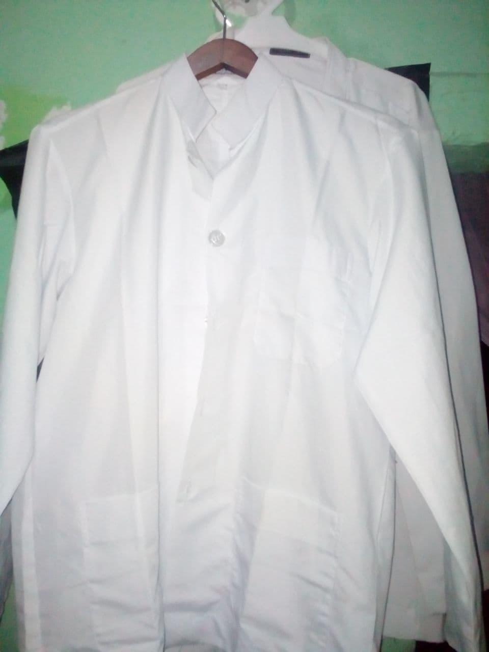 Koko Habaib Murah 1 Kodi - Putih, M