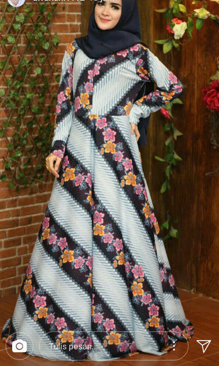 Nurulcollection Baju wanita muslim Dress gaun Gamis syari murah/Gamis motif/Gamis busui/Gamis klok empat meter/Gamis terbaru