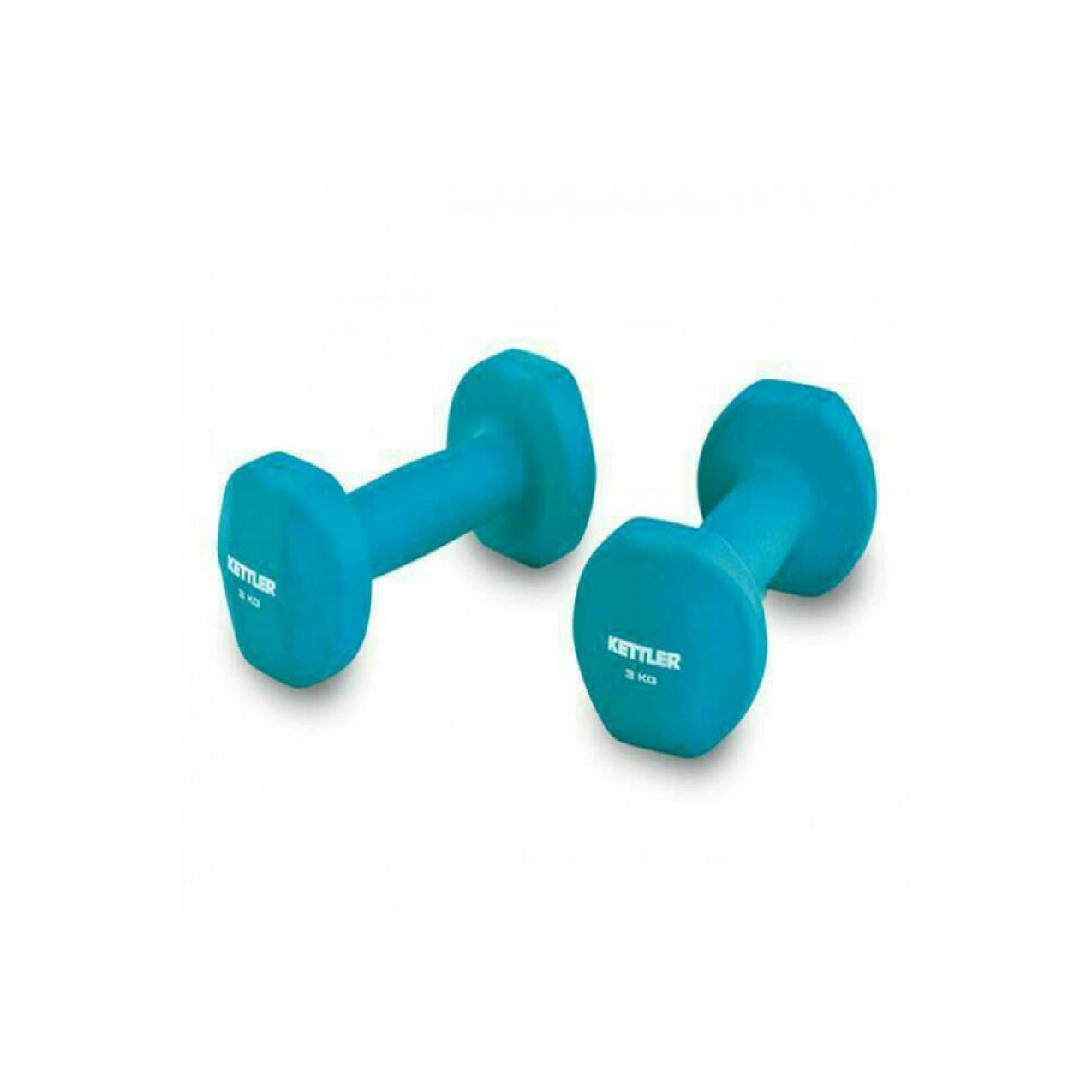 Kettler Neoprene Dumbell 6kg Pair 0803 000 Biru Daftar Harga Rawt 11154 Reebok Dumbbell 4kg Per Blue