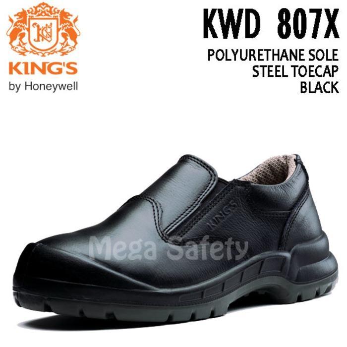 30be11e2b72 promo !! best seller Sepatu Safety Shoes King's / terlaris