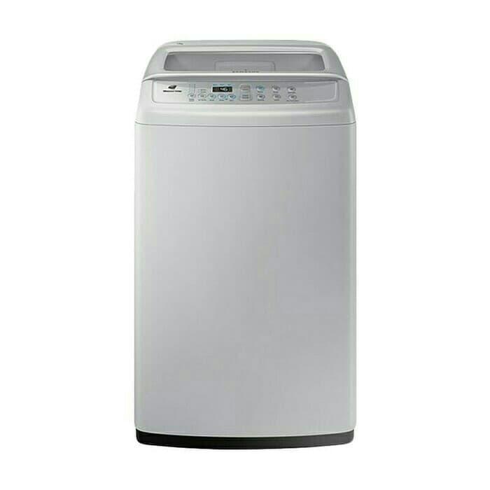 Harga Spesial!! Mesin Cuci Top Loading Samsung Wa80H4000 1 Tabung Kapasitas 8 Kg - ready stock