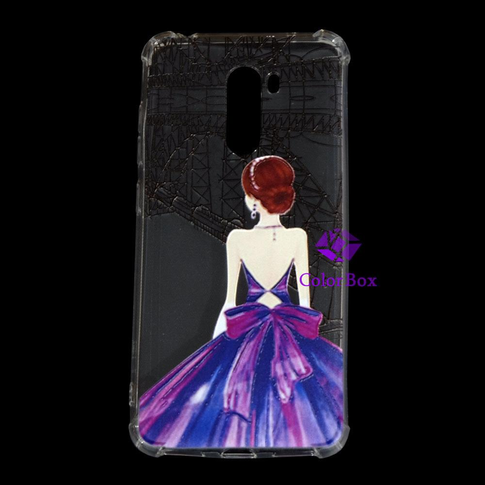 MR Soft Case Anti Crack Xiaomi Pocophone F1 / Poco F1 (14 Picture) /
