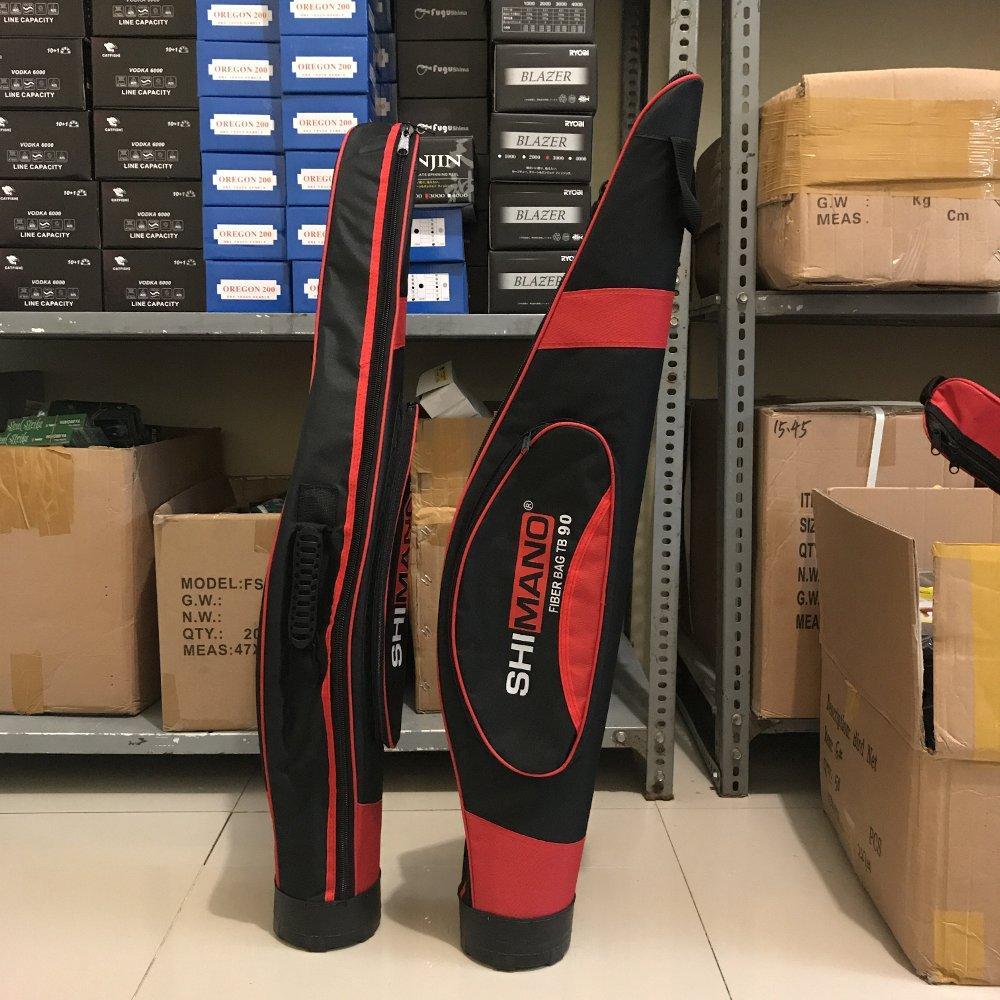 Tas Joran Shimano Fiber bag 90 cm TERBARU BOS PANCING zerya_fishing