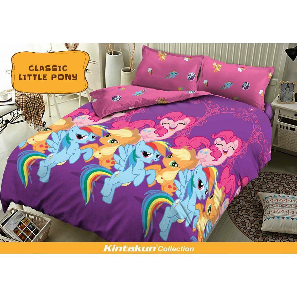 Buy Sell Cheapest Classic Samurai Deluxe Best Quality Product Sprei Kintakun 180x200 Motif Anak Ss Dluxe 180 Little Pony King Size No 1