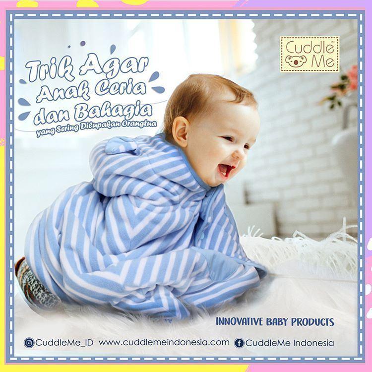 Cuddle Me Baby Cape Stripe Blue- Jaket Multifungsi untuk Bayi & Anak Jaket Anak Jaket Lucu Jaket Keren Jaket Bayi Jaket Anak Jaket Imut Super Best Seller