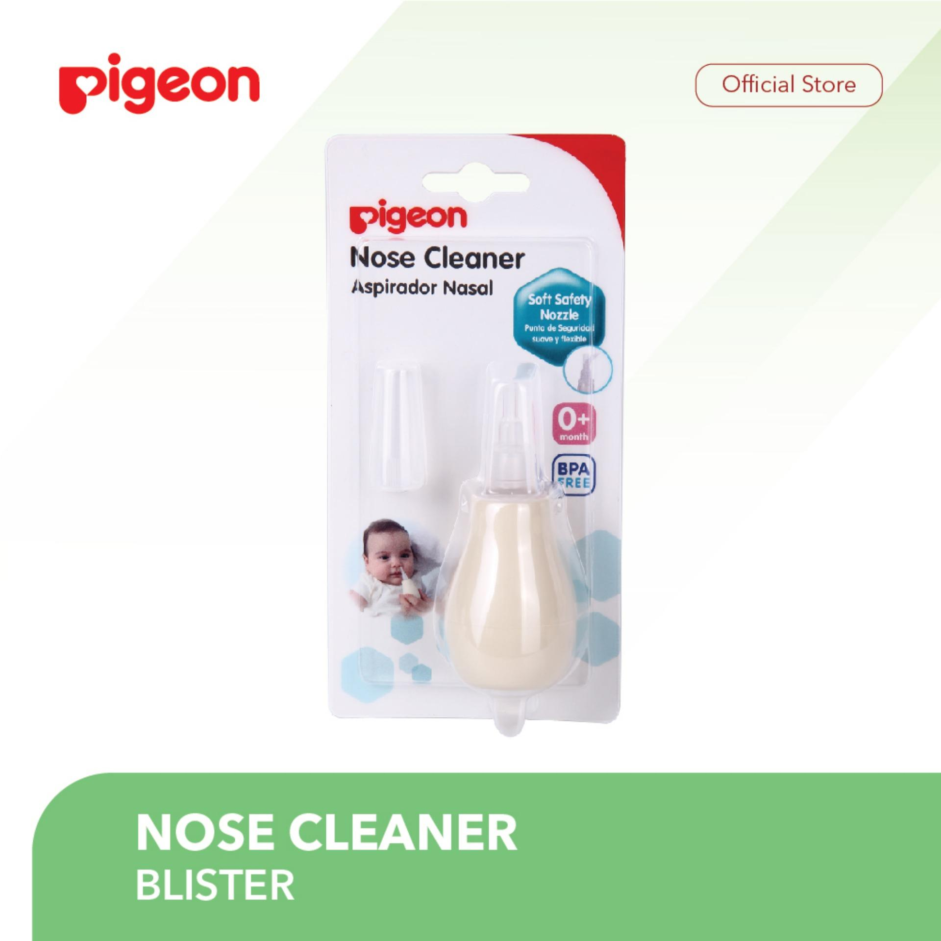 Pigeon Nose Cleaner With Blister / Alat Penghisap Lendir Bayi By Pigeon Indonesia.