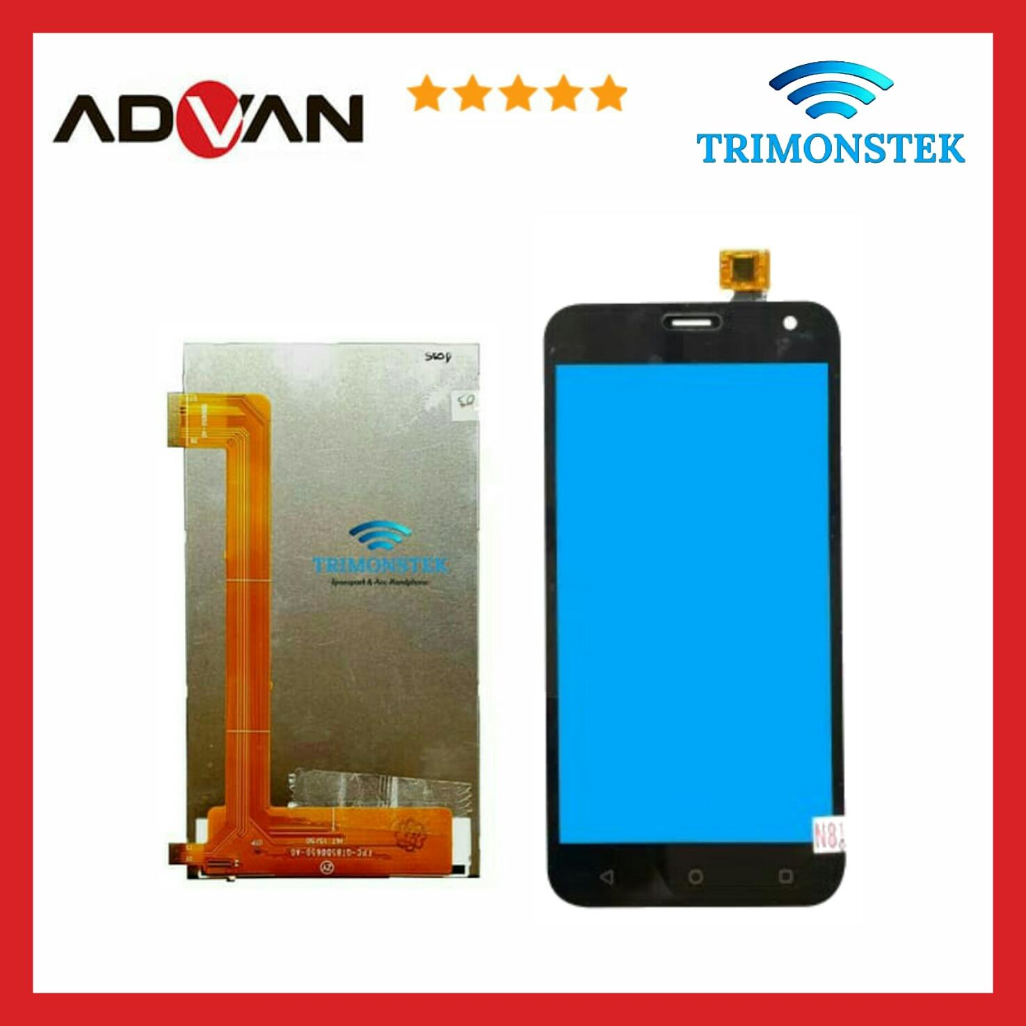 Lcd Touchscreen Advan S50D FPC QTB5D0650-A0 Original