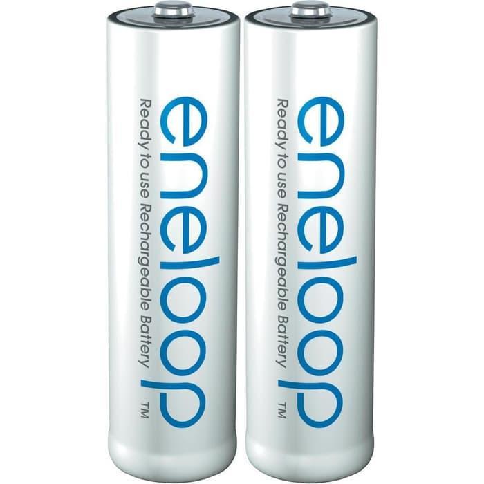 Panasonic eneloop Rechargeable Battery (AA) 2pcs Sanyo BK-3MCCE/2T