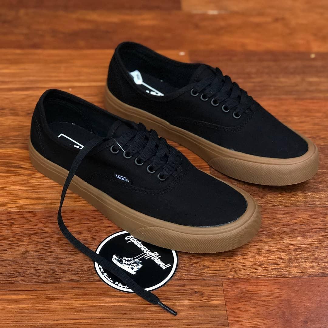 Sepatu Vans Kualitas Grade Original Model Cocok Untuk Sekolah, Kuliah Harga Promo
