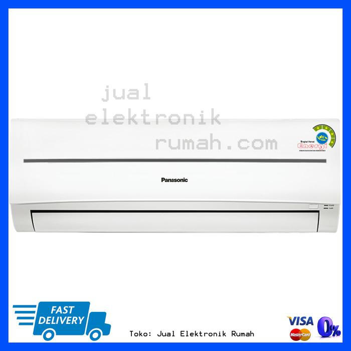 ORIGINAL - AC Panasonic 1/2 PK CS-YN5SKJ Free Ongkir Jakarta