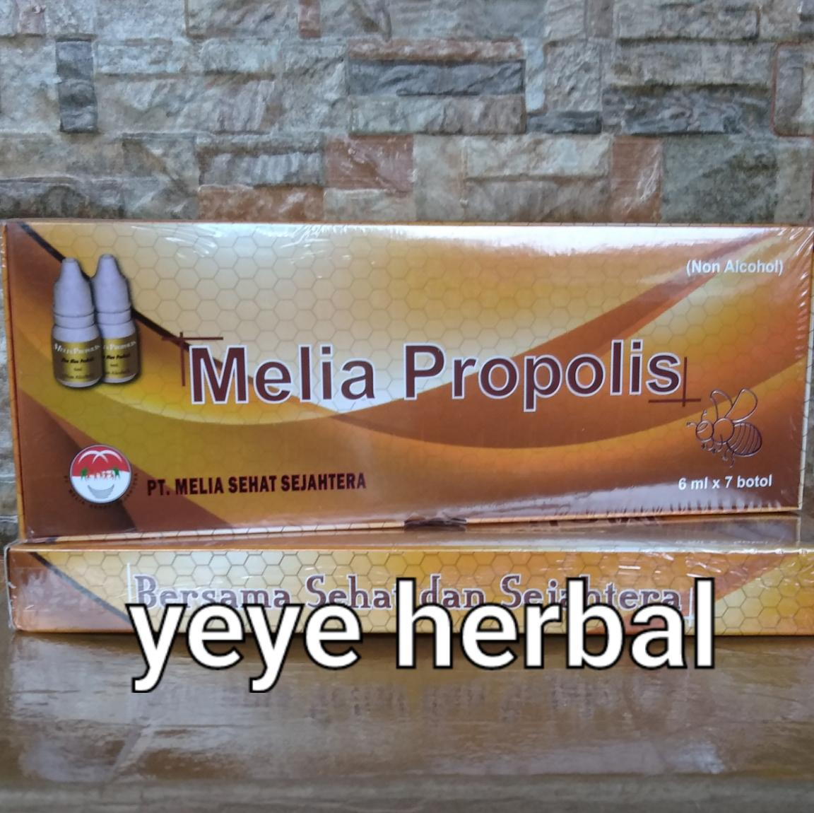 Buy Sell Cheapest Propolis Melia 1pak Best Quality Product Deals Me Lia Original 6ml