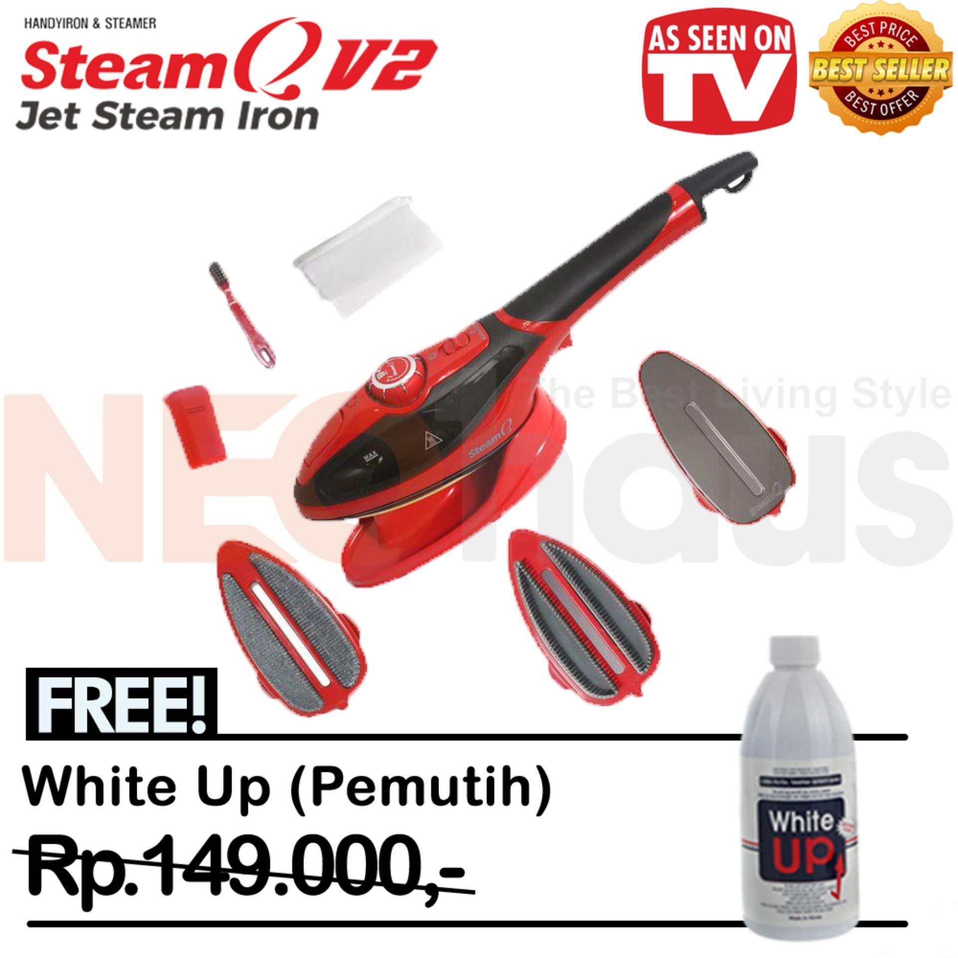Setrika Uap Steam Q V2
