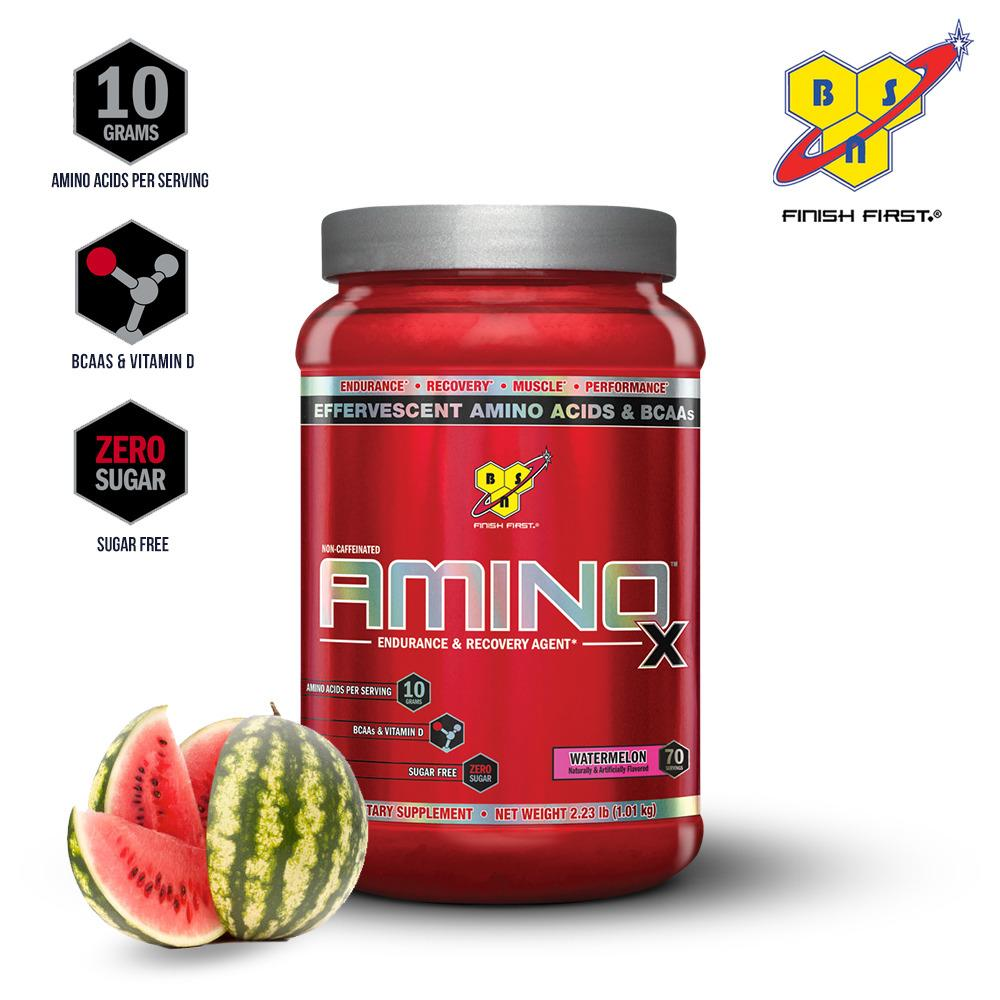 BSN Amino X 70 serving Watermelon
