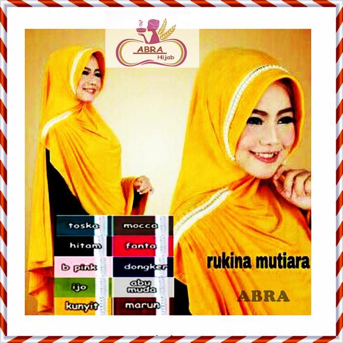 Hijab Khimar / Jilbab Syari / Jilbab Besar - Xeo - ready stock