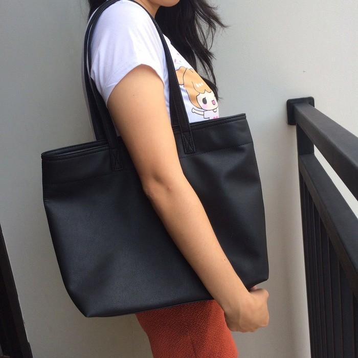 SALE SALE DEAR !!!!  Supplier Tas Wanita Cewek Murah Selempang Tote Handbags-Cleo Tote Bag