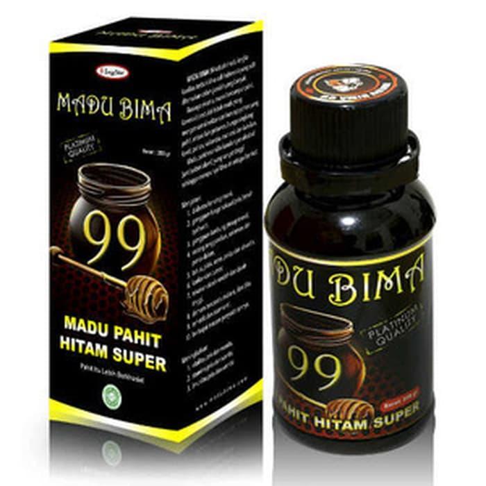 Madu Pahit Hitam Super Madu Bima 99 Dijamin Iasli 100 % By Jaya Lestari 88.