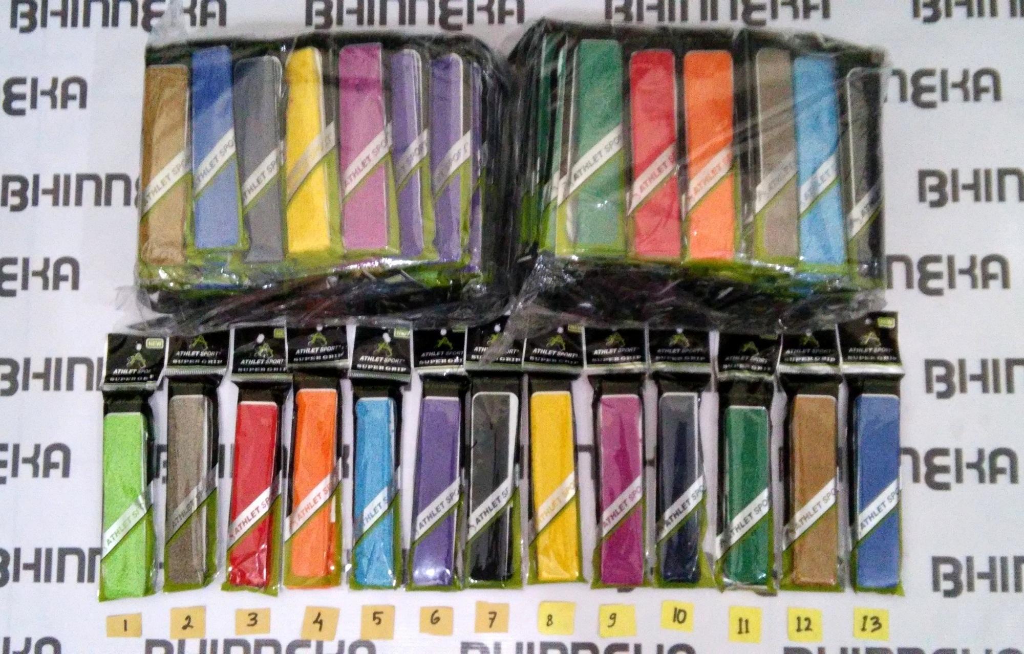 Buy Sell Cheapest Raket Tenis Badminton Best Quality Product Deals Tas Atau Wilson Grip Squash Handuk Polos Athlet Sport