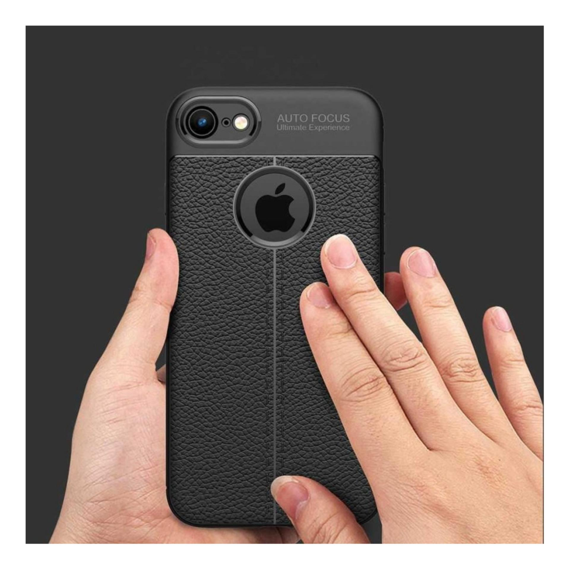 Original Lazada Case Auto Focus For Apple Iphone 6 / 6s - Hitam