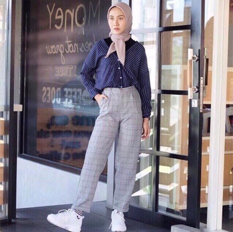 Jual Celana Chino Wanita Cantik Murah Lazada Co Id