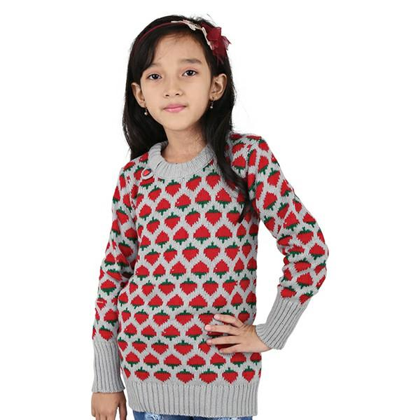 Rp 80.080. Catenzo Junior Sweater Kasual Anak ...