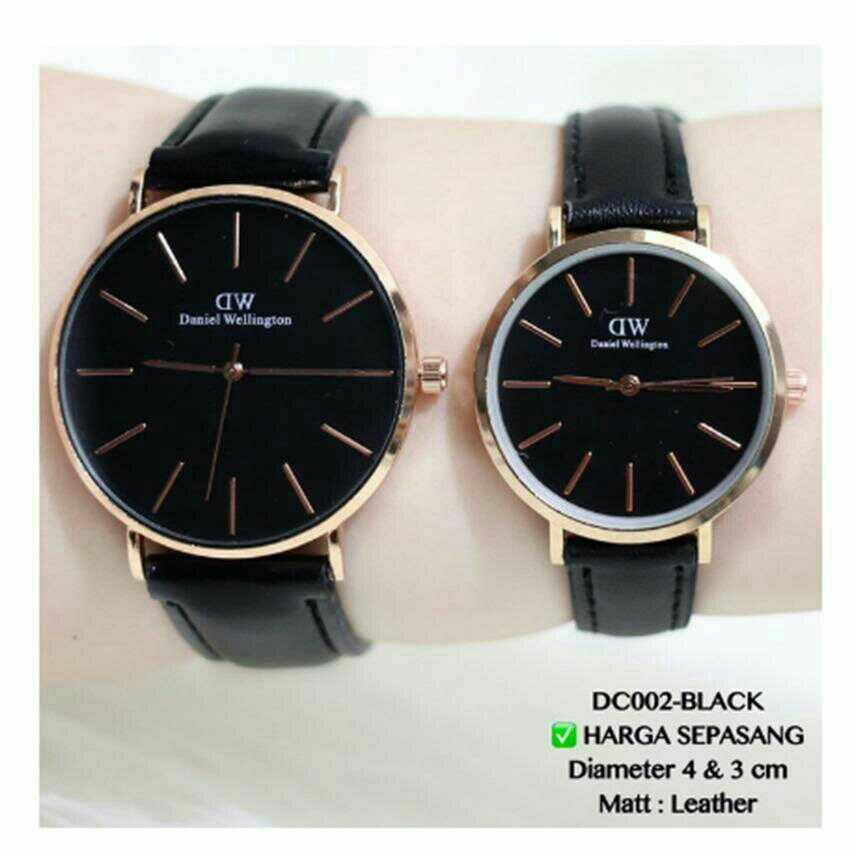 Jam Tangan Couple Daniel Wellington