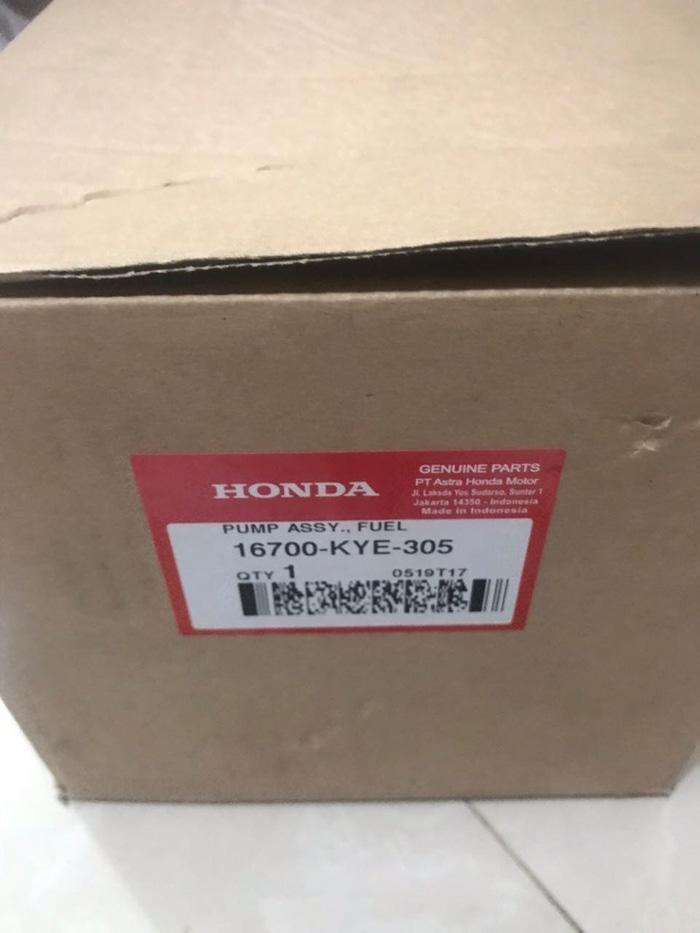 Fuelpump Megapro Injeksi Original Honda