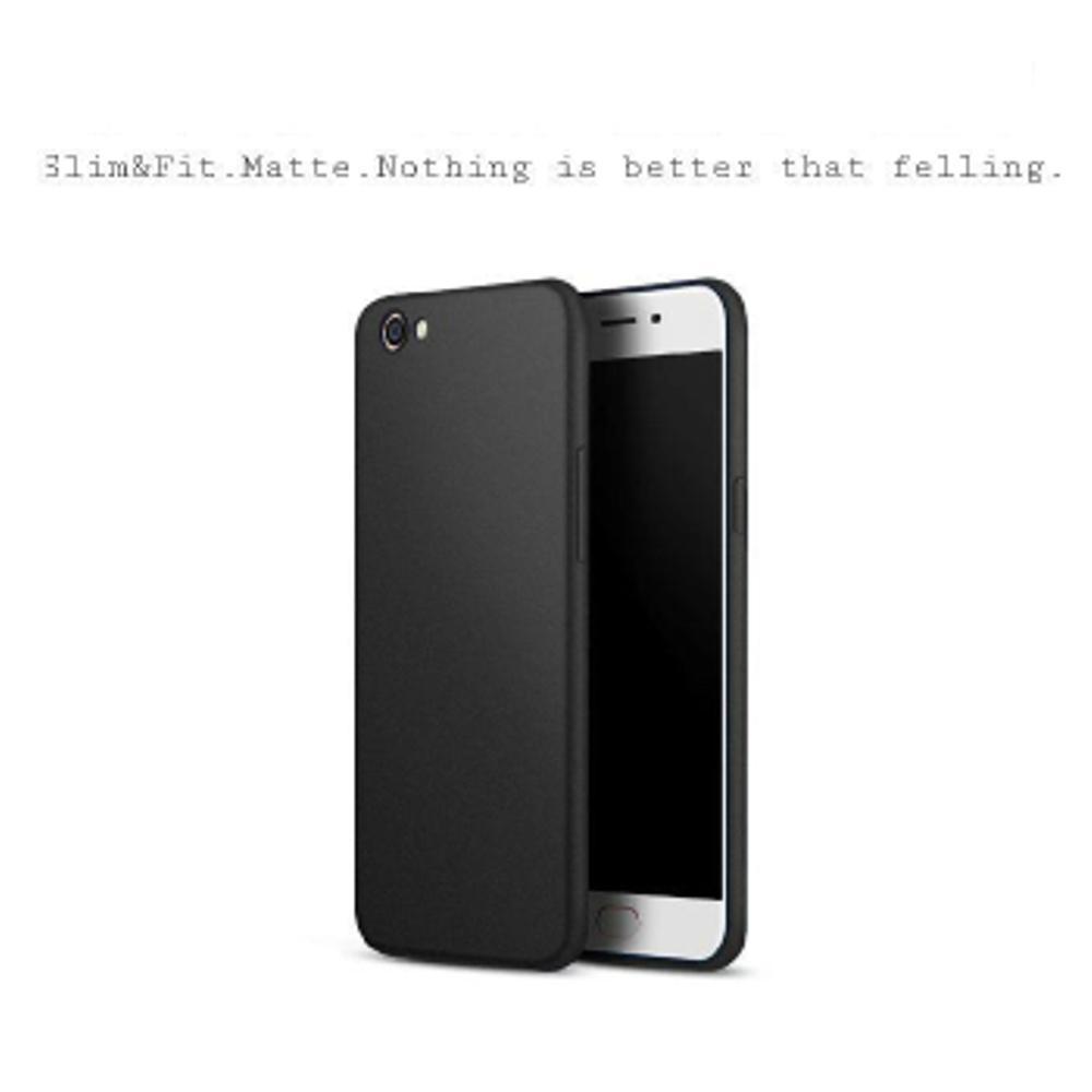 Rp 10.000. Case Slim Black Matte Oppo A71 Softcase Baby SkinIDR10000. Rp 10.000