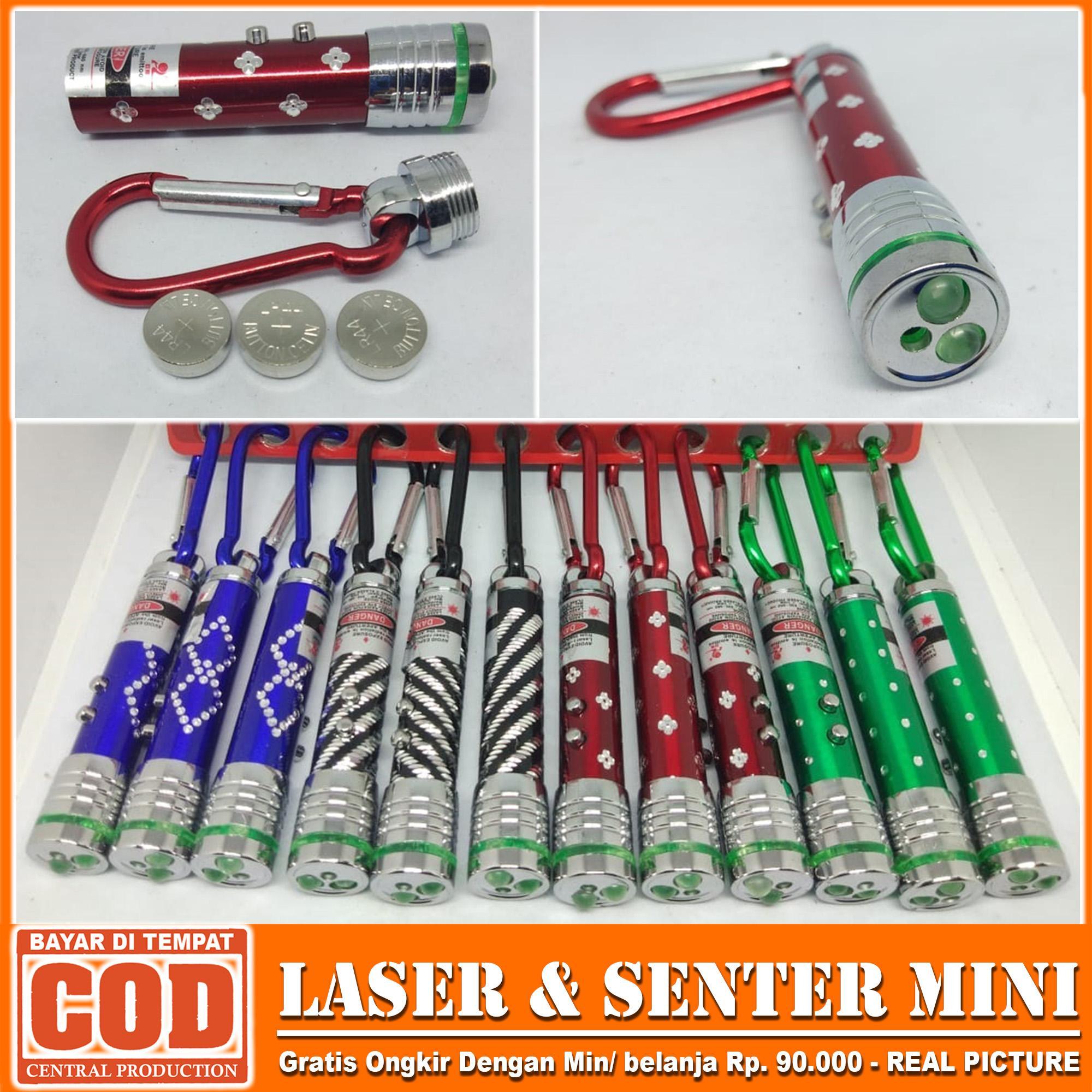 Buy Sell Cheapest Mitsuyama 3in1 Senter Best Quality Product Deals Raket Nyamuk 3 In 1 Stark Stk 002 Laser Mini 12pcs Satu Lusin Klap Klip Cocok