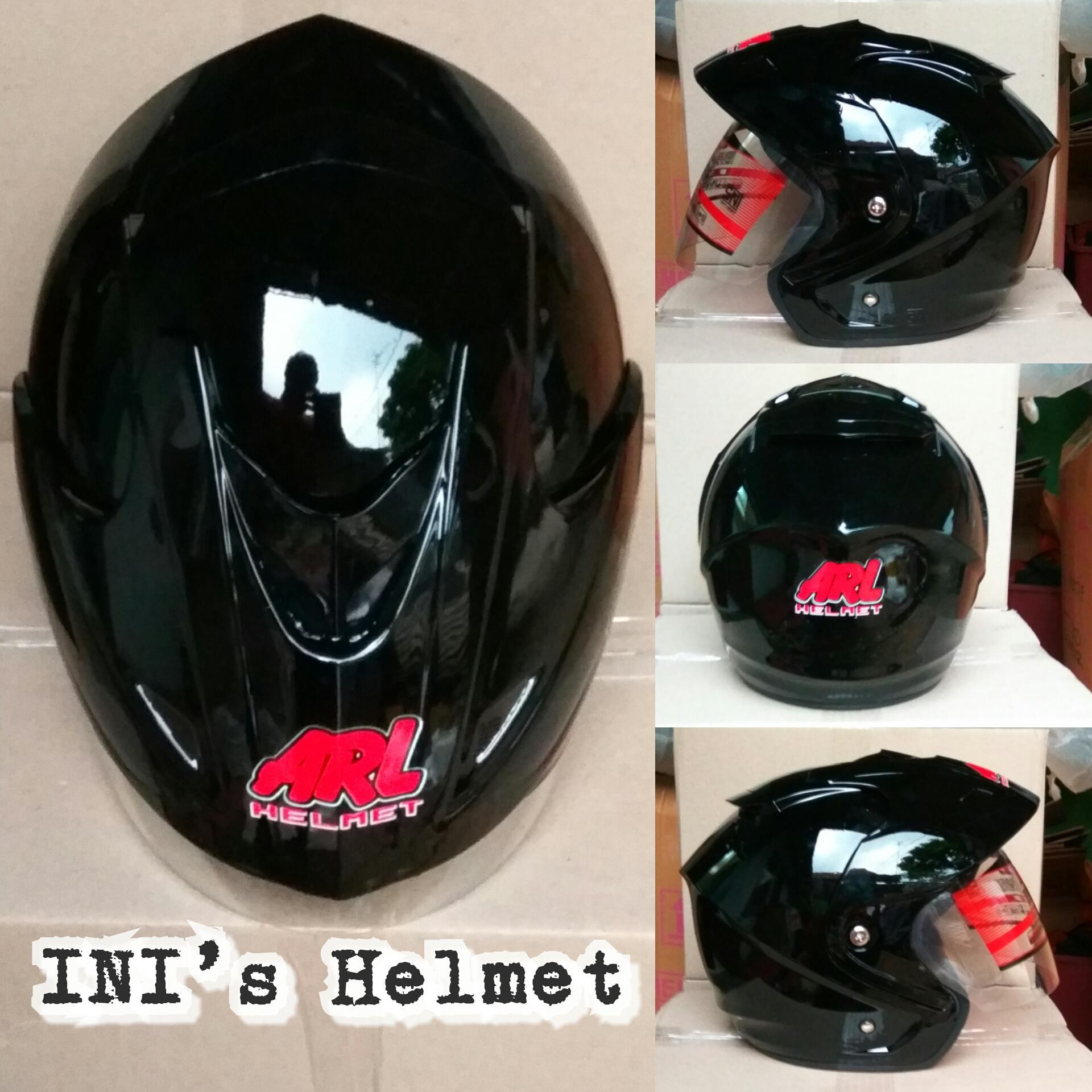 ARL Helmet SNI dewasa POLOS bisa COD atau BAYAR DITEMPAT