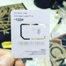 Kartu Perdana Upgrade Tri Three 3 | sendiri ke 4G/LTE mudah