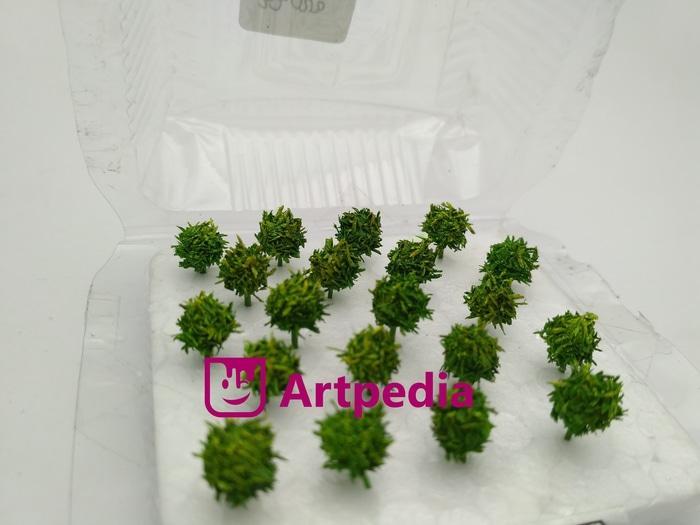 PROMO  MAKET Pohon Bulat / Diorama Pohon / Miniatur Pohon 0,7 cm  TERLARIS