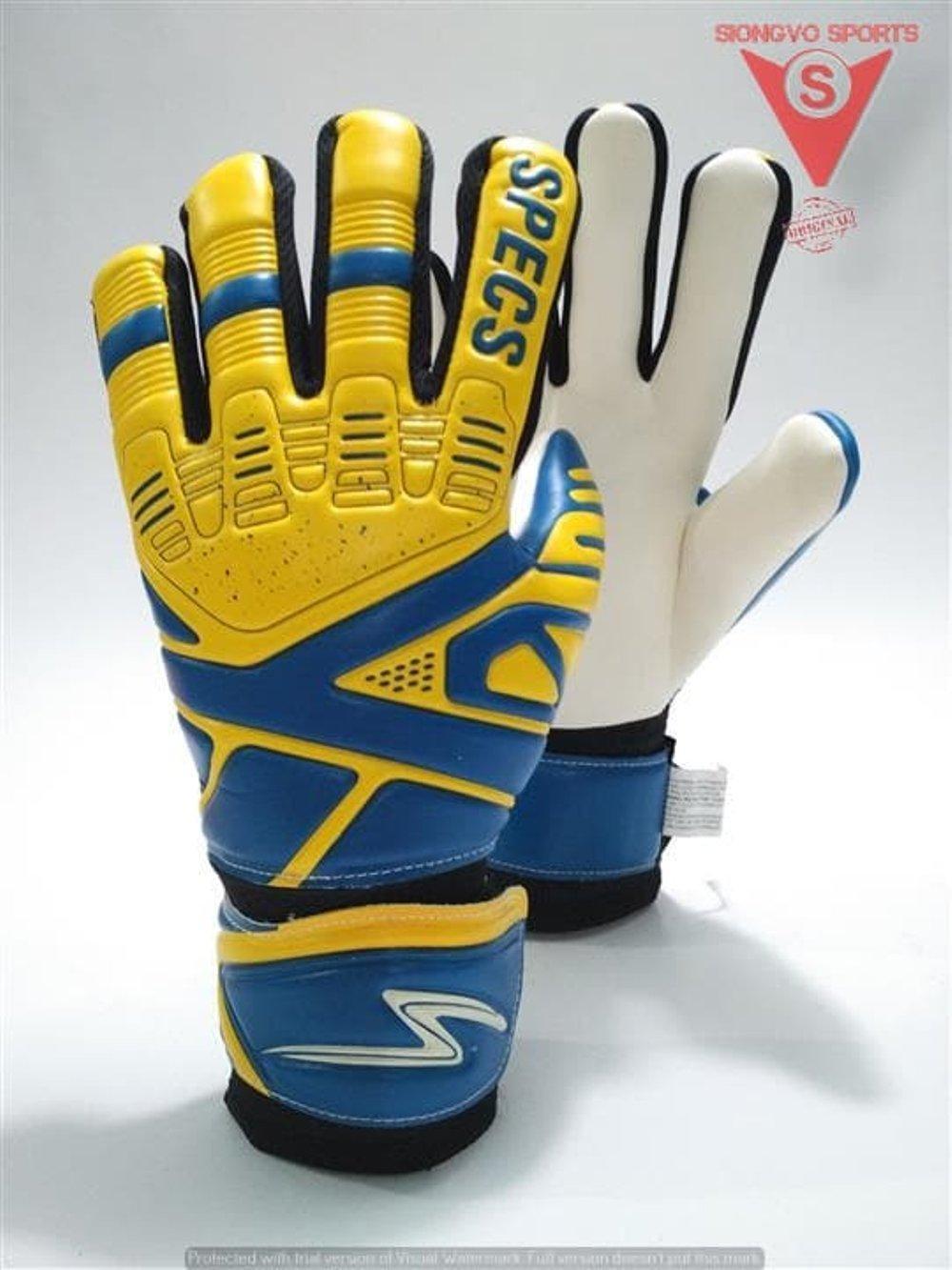 Specs Blackout GK Gloves | Sarung Tangan Kiper