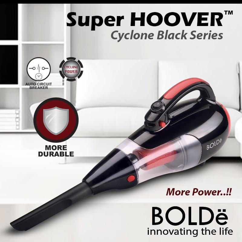 9538 barang ditemukan dalam Penghisap Debu. Bolde Super Hoover Turbo Cyclone BLACK Limited Edition Vacuum Cleaner with Elastic Hose & Blower Vacum