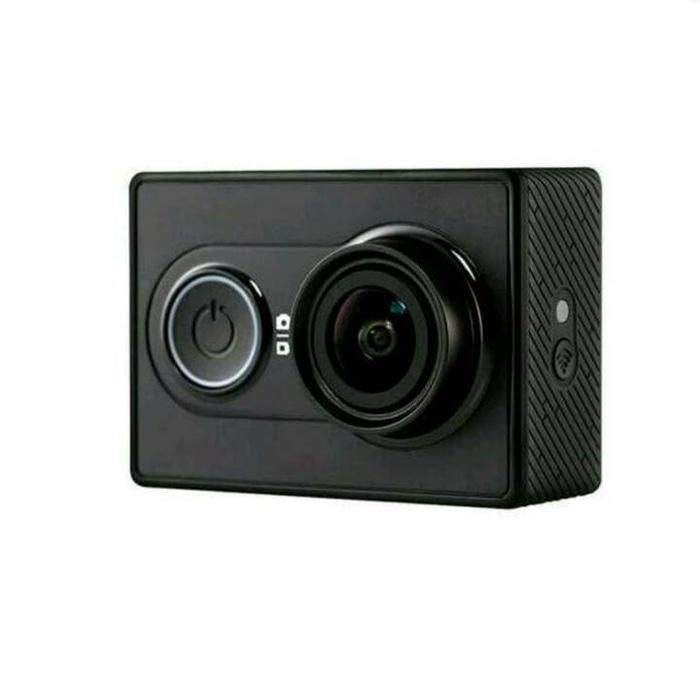 Camera Xiaomi yi Internasional 16MP Plus black edition Terlaris di Lazada