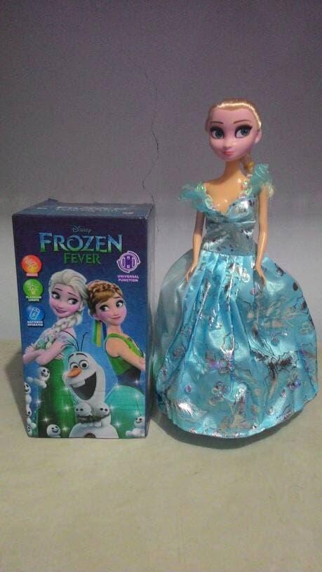 Rp 115.000. SALE - Dancing Elsa / boneka frozen bisa dancingIDR115000. Rp 120.000 [0960020473] BONEKA FROZEN FASHION FEVER ISI 4IDR120000