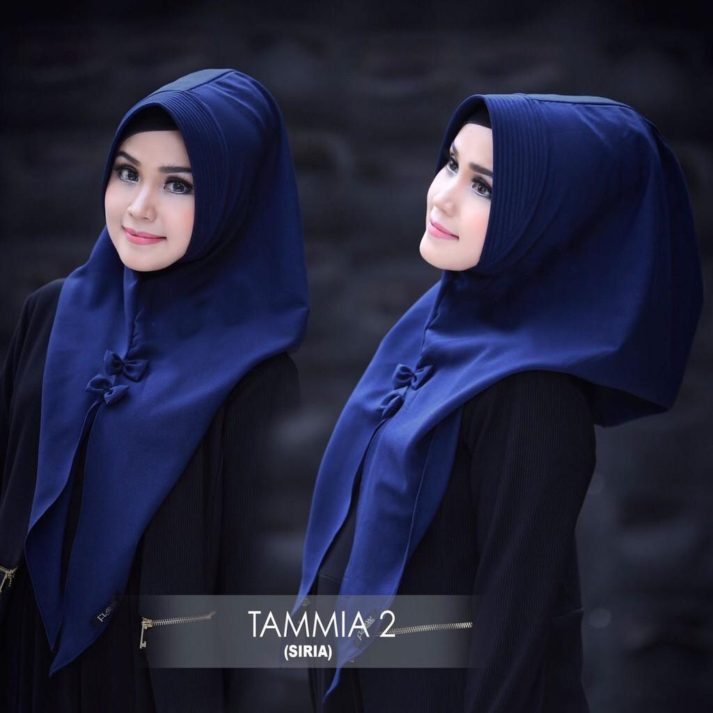 JILBAB TAMMIA / Hijab Khimar Instant Pet Anthem TERMURAH