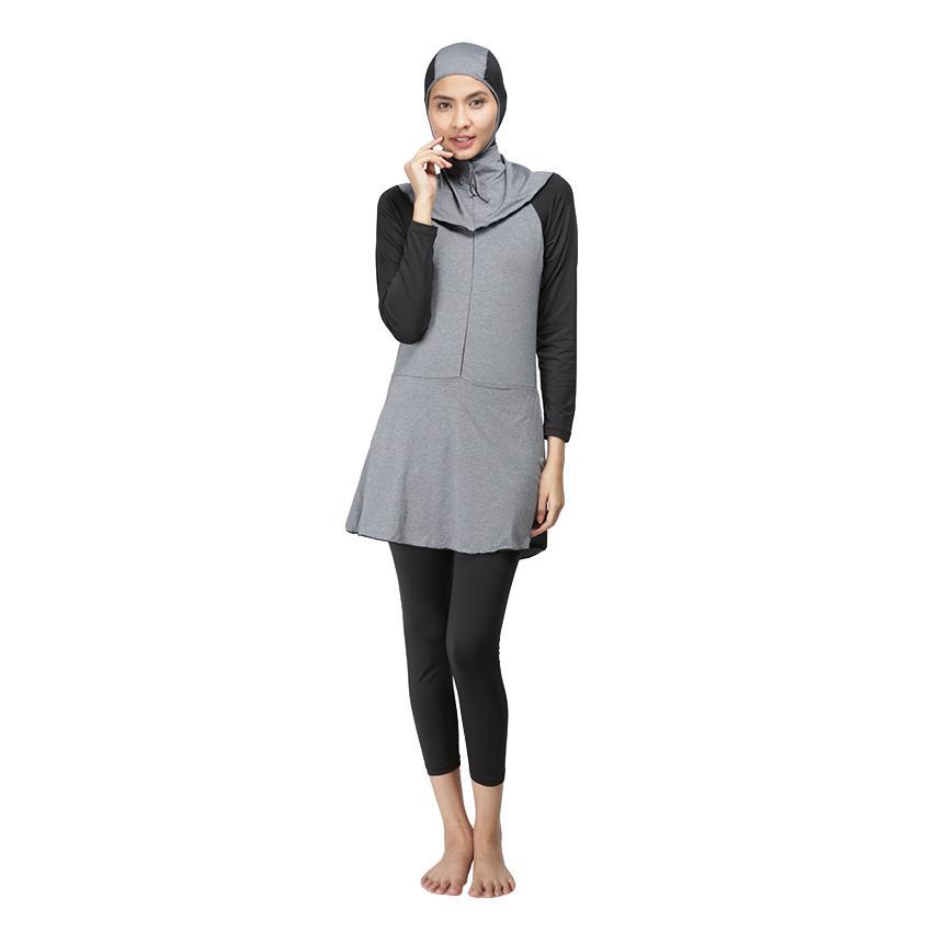 Laiz Baju Renang Muslimah Polos
