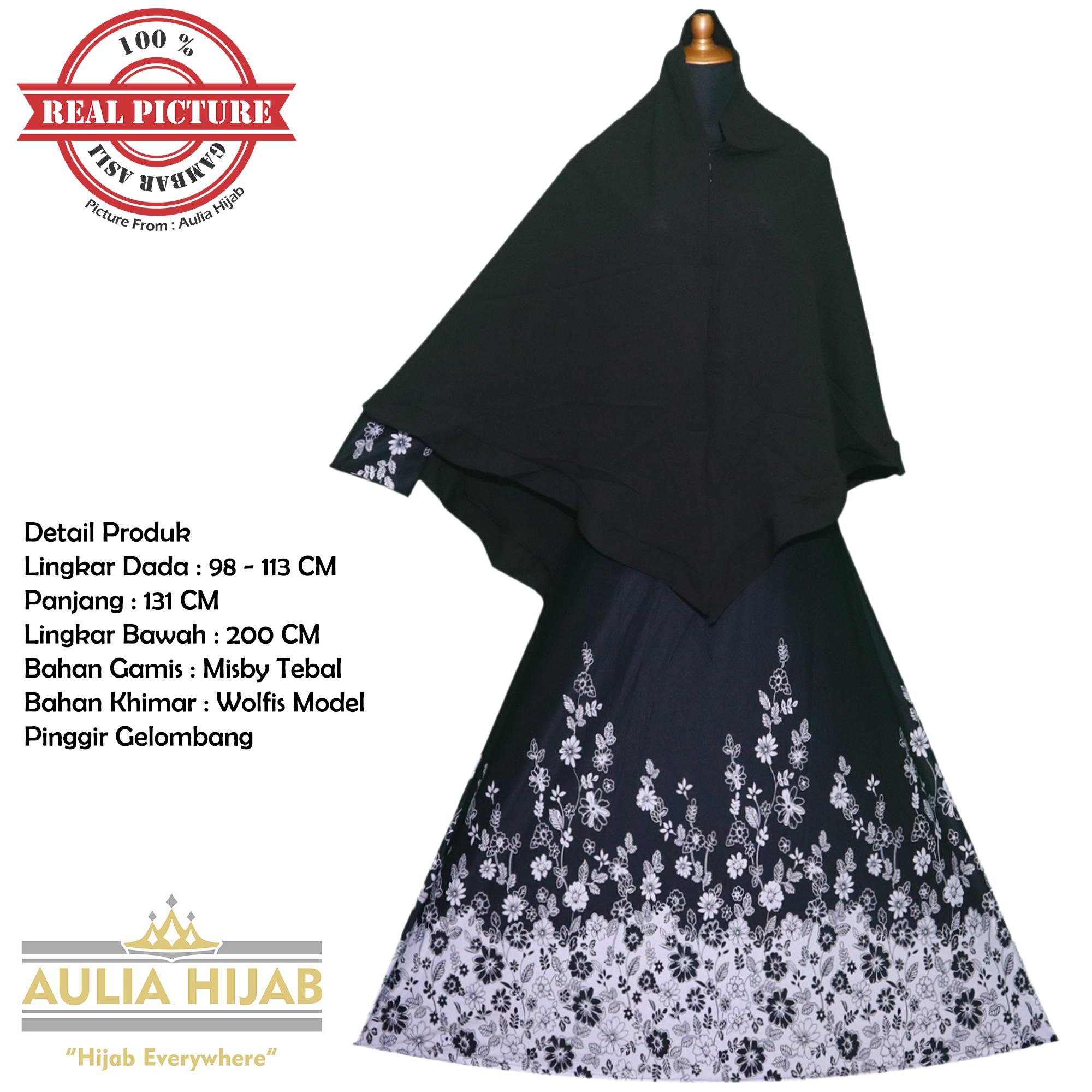 Aulia Hijab - New Cindy Syar'i/Gamis Syar'i/Gamis Misby/Gamis Wolfis/Gamis Laser/Gamis Murah/Gamis Terbaru/Gamis Jilbab/Gamis Plus Jilbab/Gamis Jilbab Panjang/Gamis Plus Khimar/Gamis Pesta/Gamis Cantik