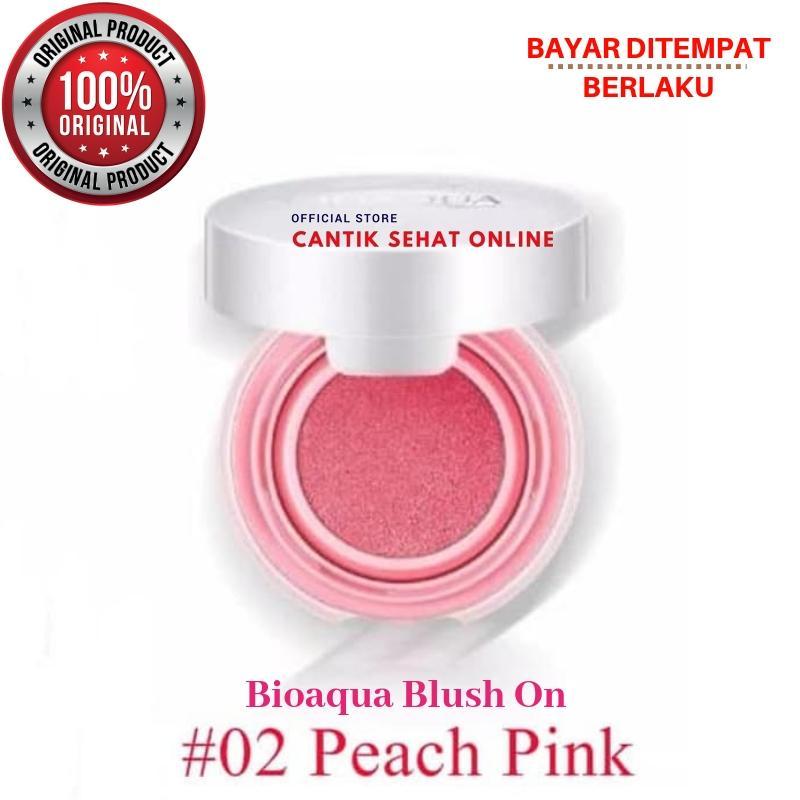 BIOAQUA / BIOAQUA Blush On / BIOAQUA Blush On Cushion / Blush On Bioaqua / Bio Aqua / Bio Aqua Blush On / Pemerah Pipi / Perona Pipi / Make Up Blush On ...