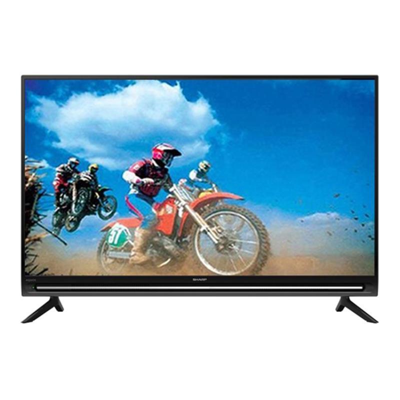Sharp 40 inch AQUOS LED Full HD TV - Hitam (model: LC-40SA5100i)
