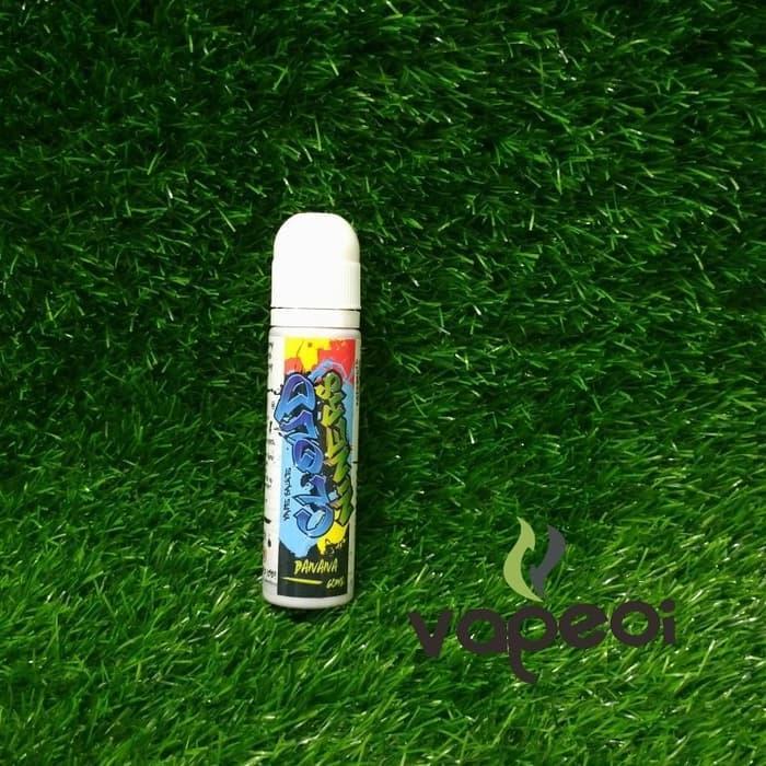 Cloud Niners - Banana - 60ml 3mg Premium Malaysian Liquid Vape Vapor