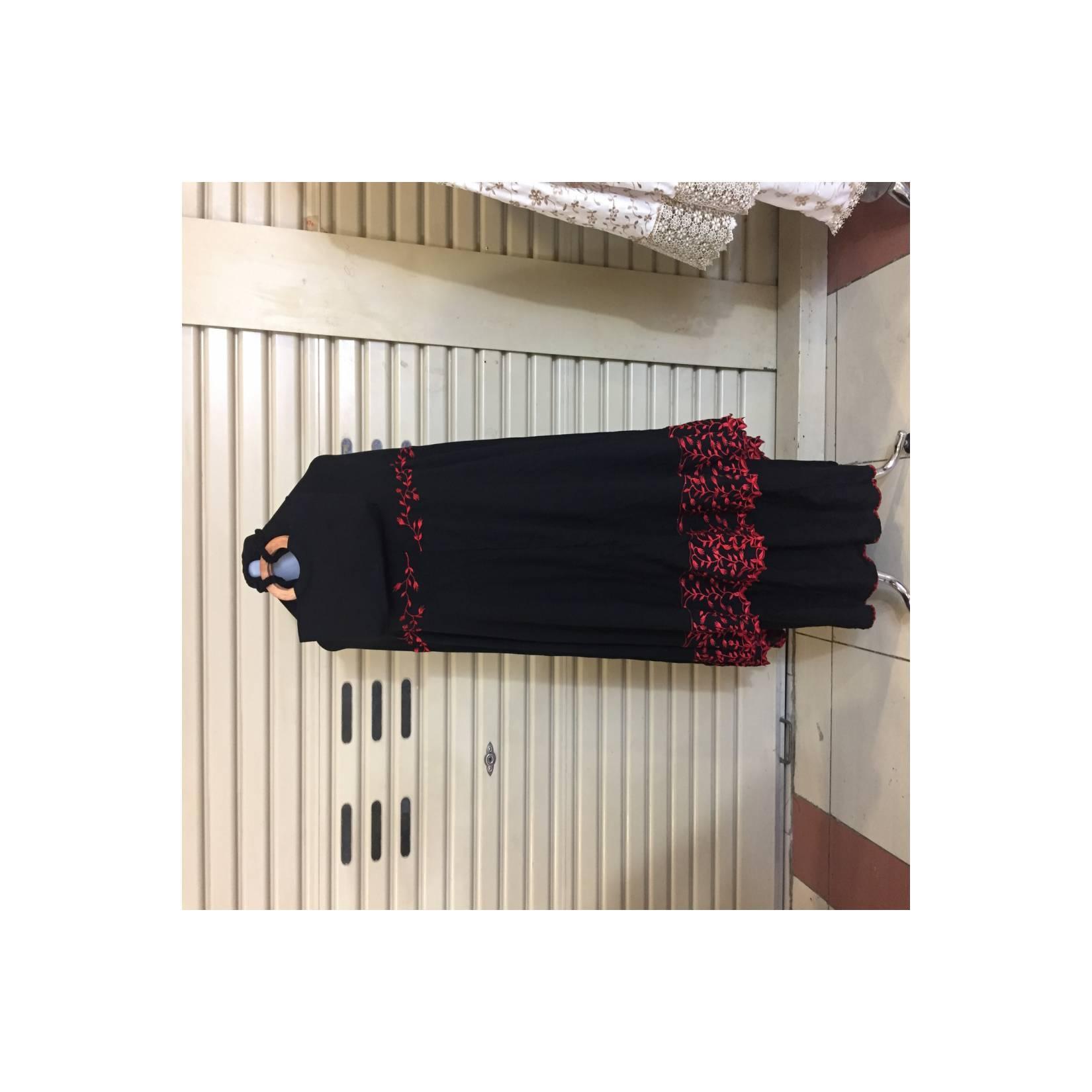 Terbagus Mukena Hamidar hitam Mukena Muslim Fashion