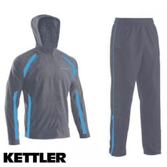 Baju Sauna KETTLER ORIGINAL / Jaket Sauna Kettler / Sauna Suit Kettler Terlaris di Lazada