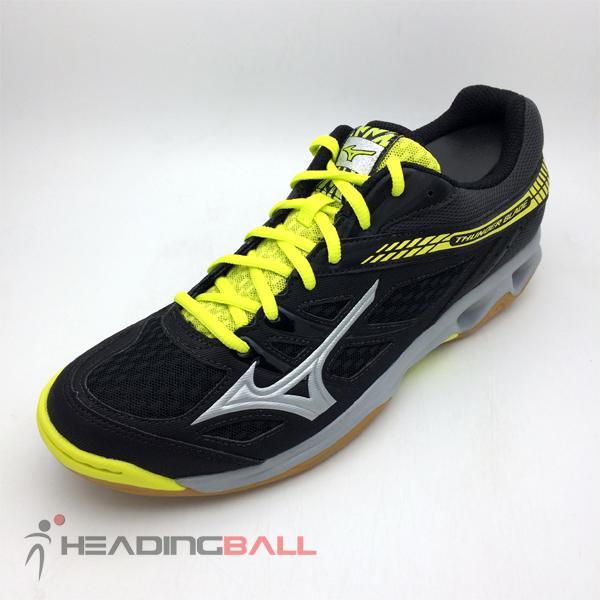 Sepatu Volley Mizuno Original Thunder Blade Black V1GA177005 BNIB