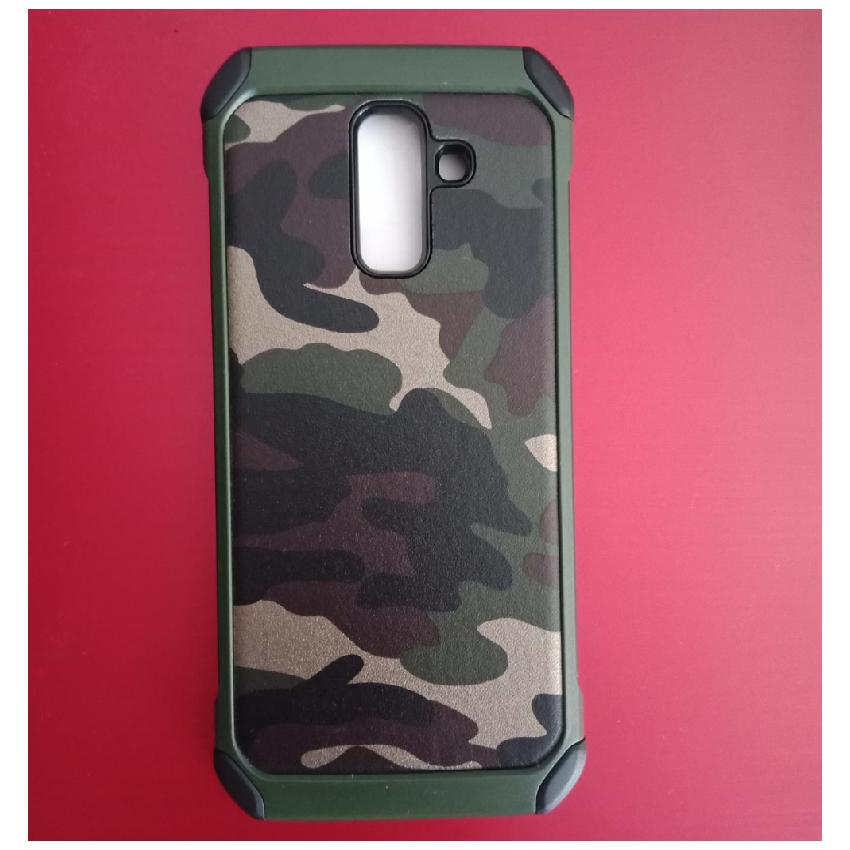 Mouzel Softcase Case Army For Samsung Galaxy A6 Plus 2018