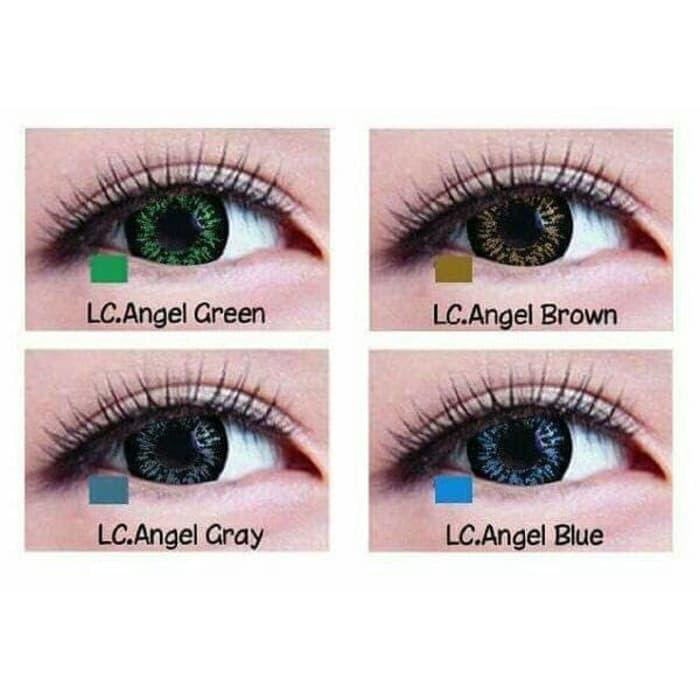 (2 Tone) Softlens ANGEL Living Color