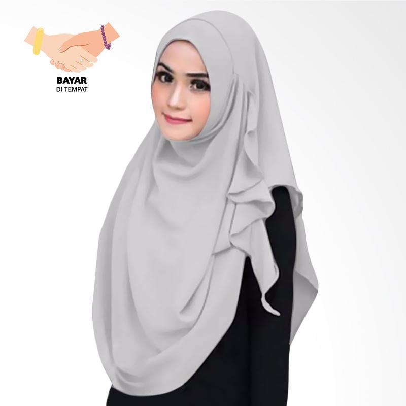 Hijab Pashmina Instan Flowing Pad - Abu Muda