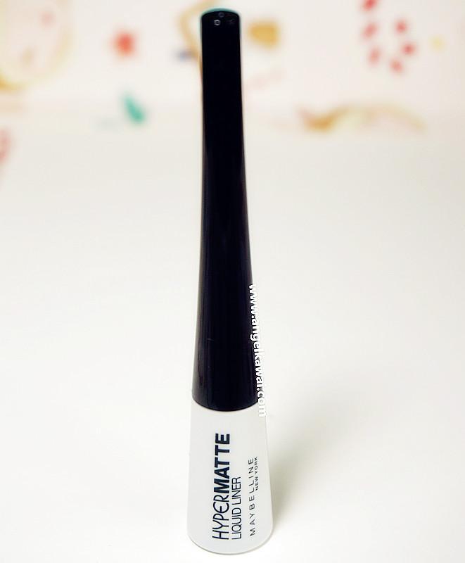 Maybelline Eye Liner Hyper Matte - Hitam