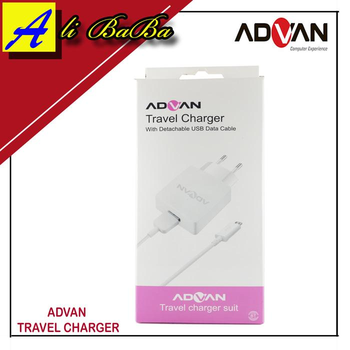 Travel Charger Handphone Advan S4M S4P S4K Cas HP Casan Original OEM